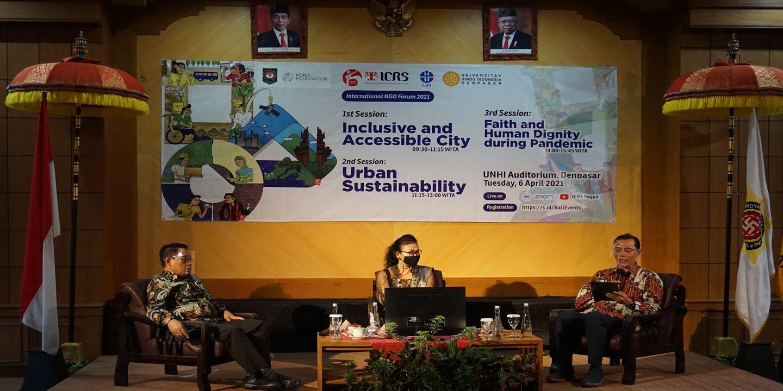 International NGO & Mayor's Symposium 2021