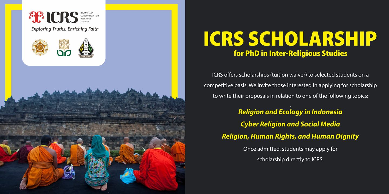 ICRS Scholarship