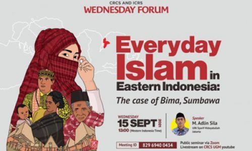 Everyday Islam in Eastern Indonesia: The case of Bima, Sumbawa