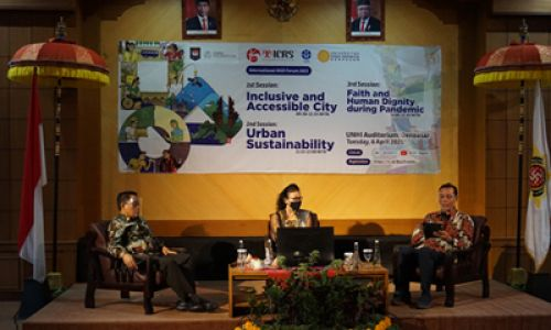 Thumbnail of news: Co-Designing Sustainable, Just and Smart Urban Living through Civic Engagement and Policy Advocacy