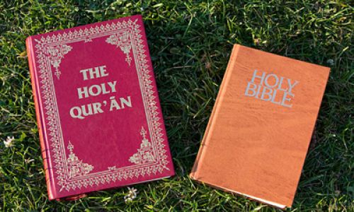 Reconciling Holy Books as Christian Muslim Inter-Religious Literacy