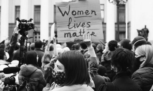 Thumbnail of news: Vulnerable but Maneuverable: Women, Religion, and COVID-19