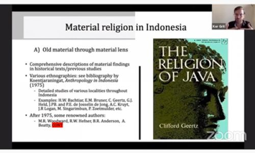 Thumbnail of news: The Danger of Things: Material Religion in the Context of Indonesia