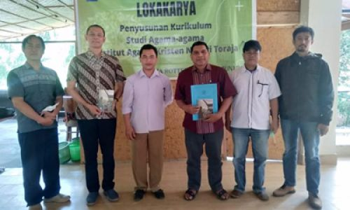 The Contribution of ICRS in the Workshop on Curriculum Preparation for the Religious Studies Program of the State Christian Institute of Religion (IAKN) Toraja