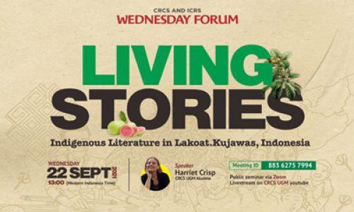 Living Stories: Indigenous Literature in Lakoat.Kujawas, Indonesia