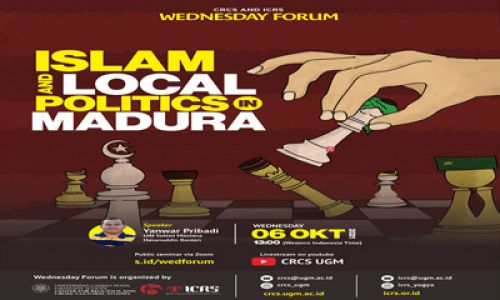 Thumbnail of wednesday forum: Islam and Local Politics in Madura