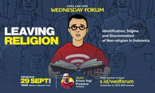 Leaving Religion: Identification, Stigma, and Discrimination of Non-religion in Indonesia