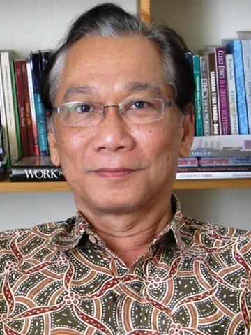 Photo of Pdt. Yahya Wijaya, Ph.D.
