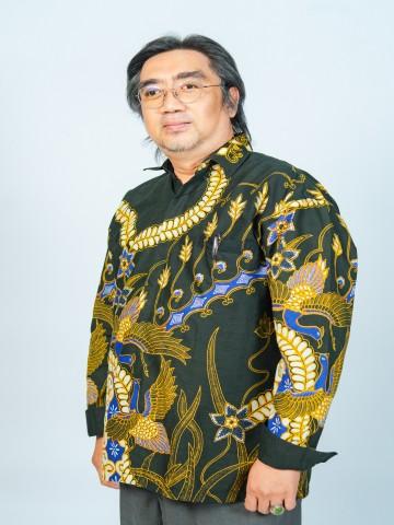 Photo of Pdt. Daniel K. Listijabudi, Ph.D.