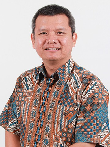 Photo of Pdt. Handi Hadiwitanto, Ph.D.