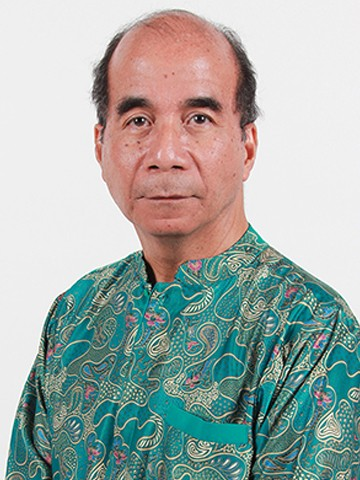 Photo of Pdt. Prof. Emanuel Gerrit Singgih, Ph.D.