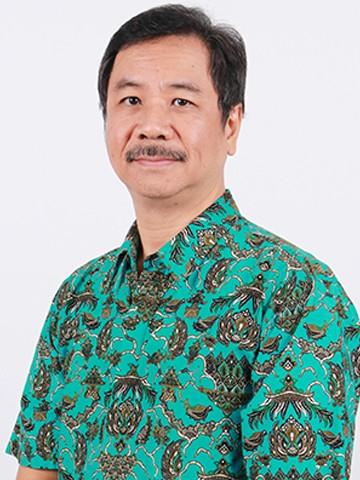 Photo of Pdt. Robert Setio, Ph.D.