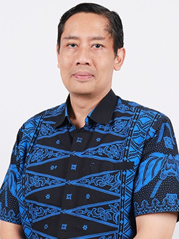 Photo of Pdt. Wahju Satrio Wibowo, Ph.D.