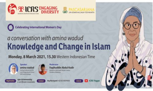 Knowledge and Change in Islam: Conversation with amina wadud