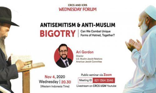 Antisemitism & Anti-Muslim Bigotry