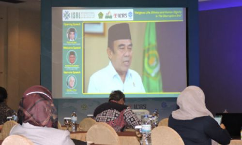 Thumbnail of news: ICRS' Commitment to Religious Harmony and Human Dignity