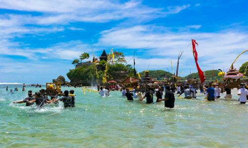 Larung Saji Ritual in Indigenous Religion's Spirituality