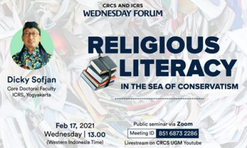 Thumbnail of wednesday forum: Religious Literacy in the Sea of Conservatism