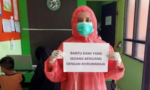 Reshaping New Urban Living: Indonesian Women and Coronavirus