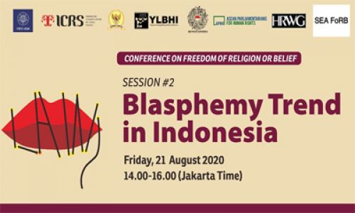 The Trend of Blasphemy in Indonesia