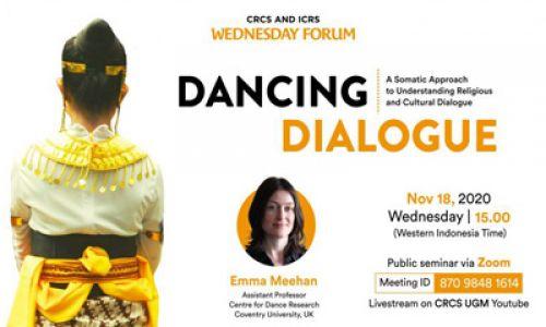 Thumbnail of wednesday forum: Dancing Dialogue